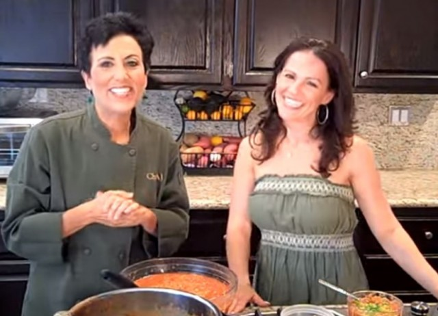 Let the Chef and the Dietitian Inspire You!