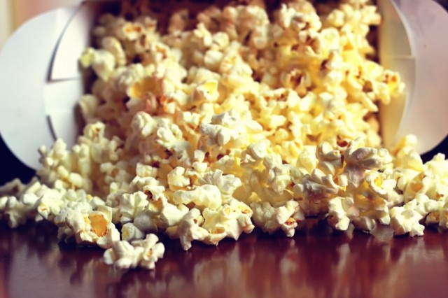 Butter Flavored Popcorn Linked to Lung Disease