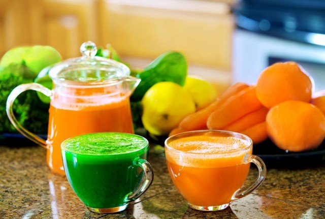 Crunching the Science on Juicing