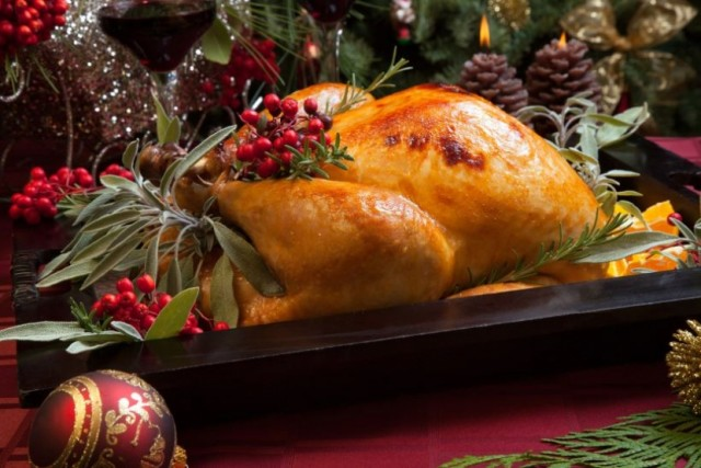 What's in Your Holiday Turkey Besides Stuffing?