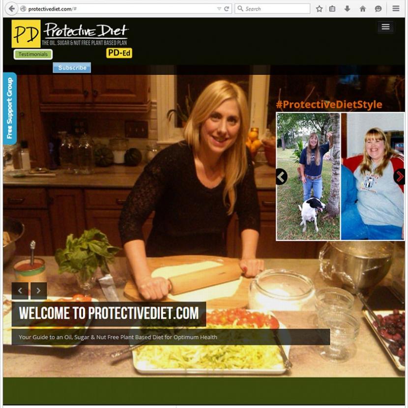 Protective Diet Forum