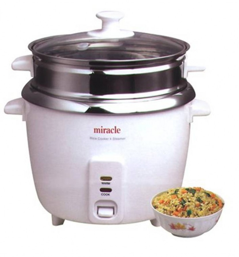 Miracle Rice Cooker