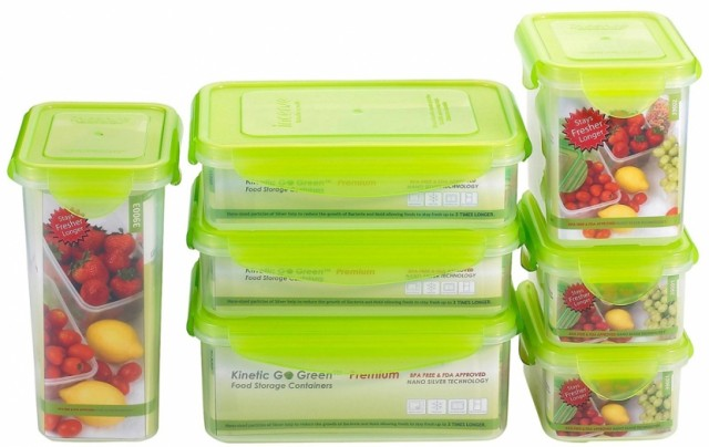 Kinetic Snap Top Storage Containers