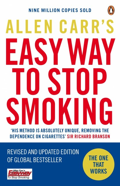 The Easy Way to Stop Smoking