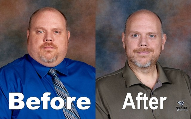Drew Loses Weight & Gains New Life!