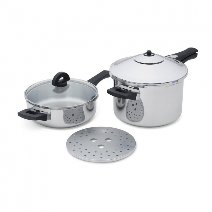 Kuhn Rikon Pressure Cooker Set