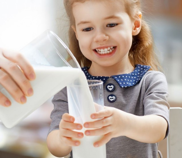 Dairy Intake Blocks Antioxidant Absorption