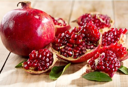 Pomegranate's Powerful Health Benefits