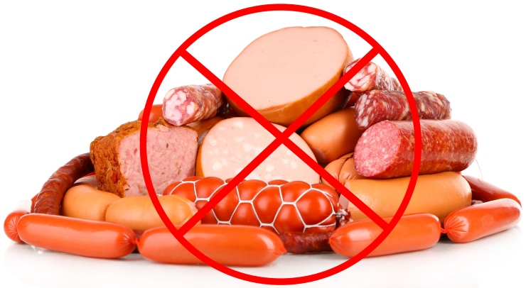 who states red processed meat linked to cancer
