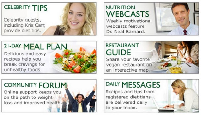 PCRM 21-Day Vegan Kickstart