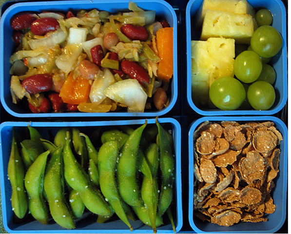 Packing a Healthy School Lunch