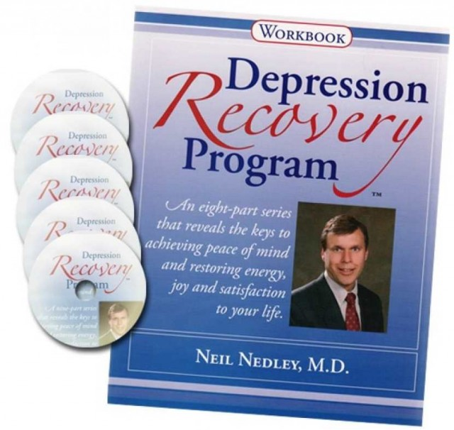 Depression Recovery Program Workbook