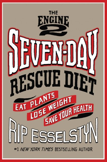 Seven-Day Rescue Diet Book Cover