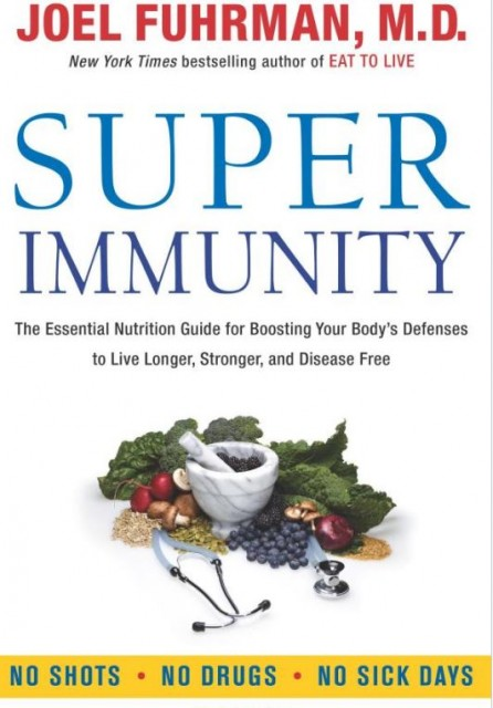 Lower Cancer Risk With Super Immunity