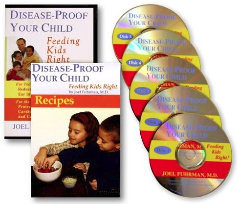 Disease Proof Your Child Audio Book