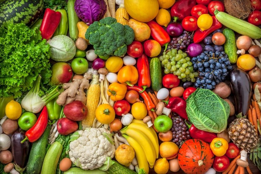 Fruits and Vegetables Lower Chronic Disease Risk