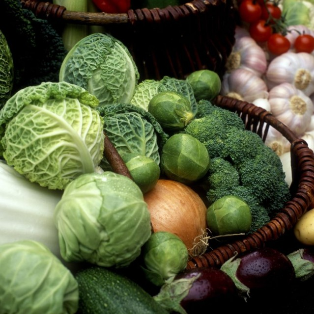 Cruciferous Vegetables are High in Isothiocyanates
