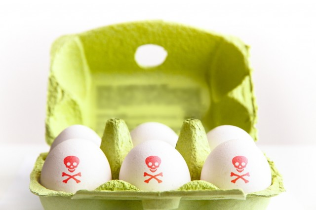 Eggs Can Be Poison to the Bowels Promoting Colorectal Cancer