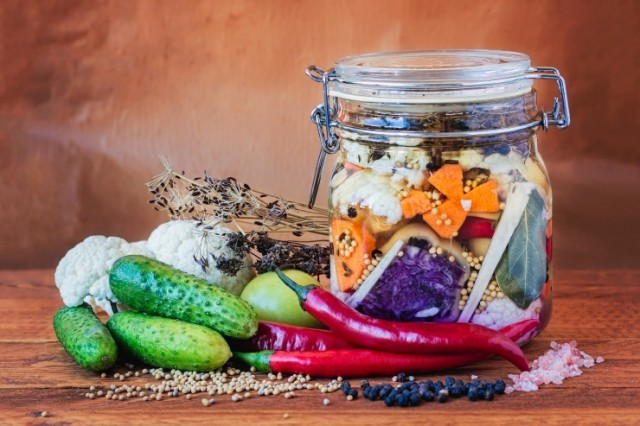Lacto-Fermented Foods Linked to Esophageal Cancer