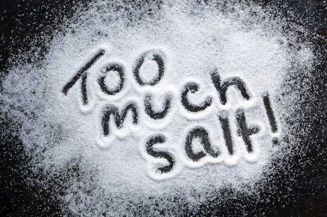 Six Salty Foods that Sabotage Heart Health