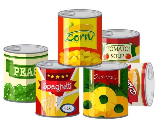 Even Plant-Based Canned Foods May Contain BPA
