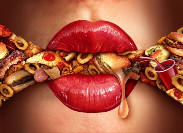 Fatty Foods Dull our Dopamine Reward System