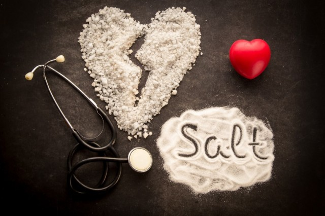 Heart Disease Increased By Salty Foods
