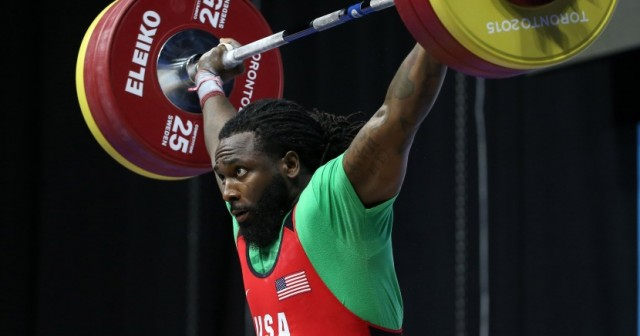 Vegan Weightlifter Competes in 2016 Olympics