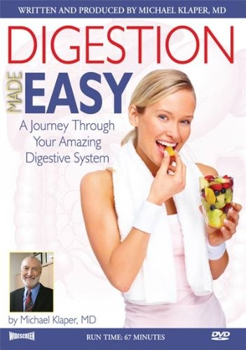 Digestion Made Easy DVD Cover