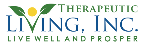Therapeut Living, Inc. Logo